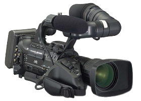 JVC GY-HM700U ProHD Camera - Tapeless, Fully Digital Workflow