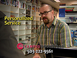 Campus Bookstore - TV Spot